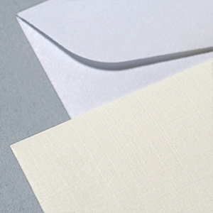 Paper Stock Envelope Detail